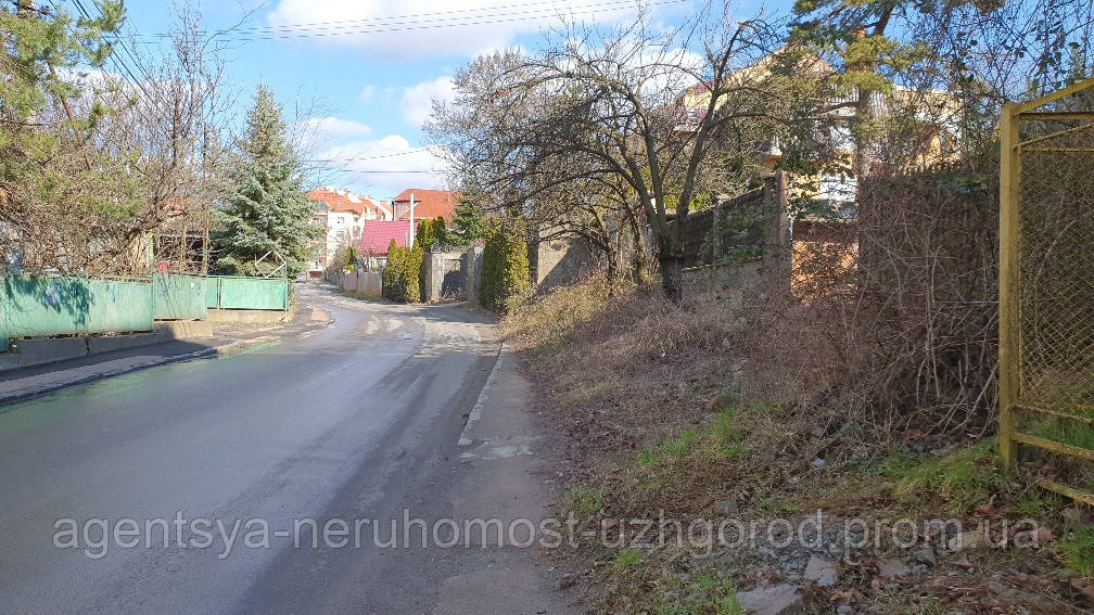 Ділянка 10 сот в районі вул. Кошицька