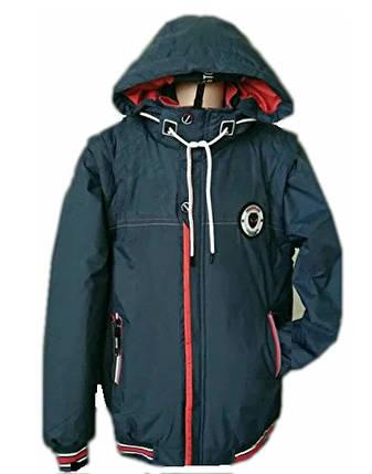 Куртка 12-15 лет съемный рукав, фото 2