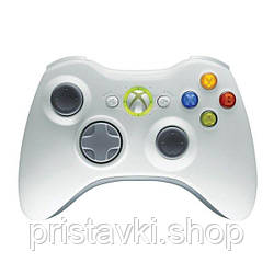 Контролер XBOX 360 white бездротовий