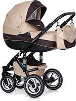Детская универсальная коляска 2 в 1 Riko Brano 04 Mocca