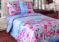Европейское постельное белье Орхидея 200*220 хлопок