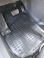 Коврики в салон Opel Zafira B 2005-2011 4шт.(Полиуретан), фото 1
