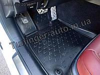 Коврики в салон Lexus IS 2013- 4 шт. (полиуретан), фото 1