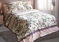Полуторное постельное белье Амелия 150*220 хлопок