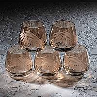 "Набор стаканов 300 мл ""Папоротник"" 6 шт."