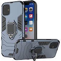 Чехол Ring Armor для Apple iPhone 11 Blue