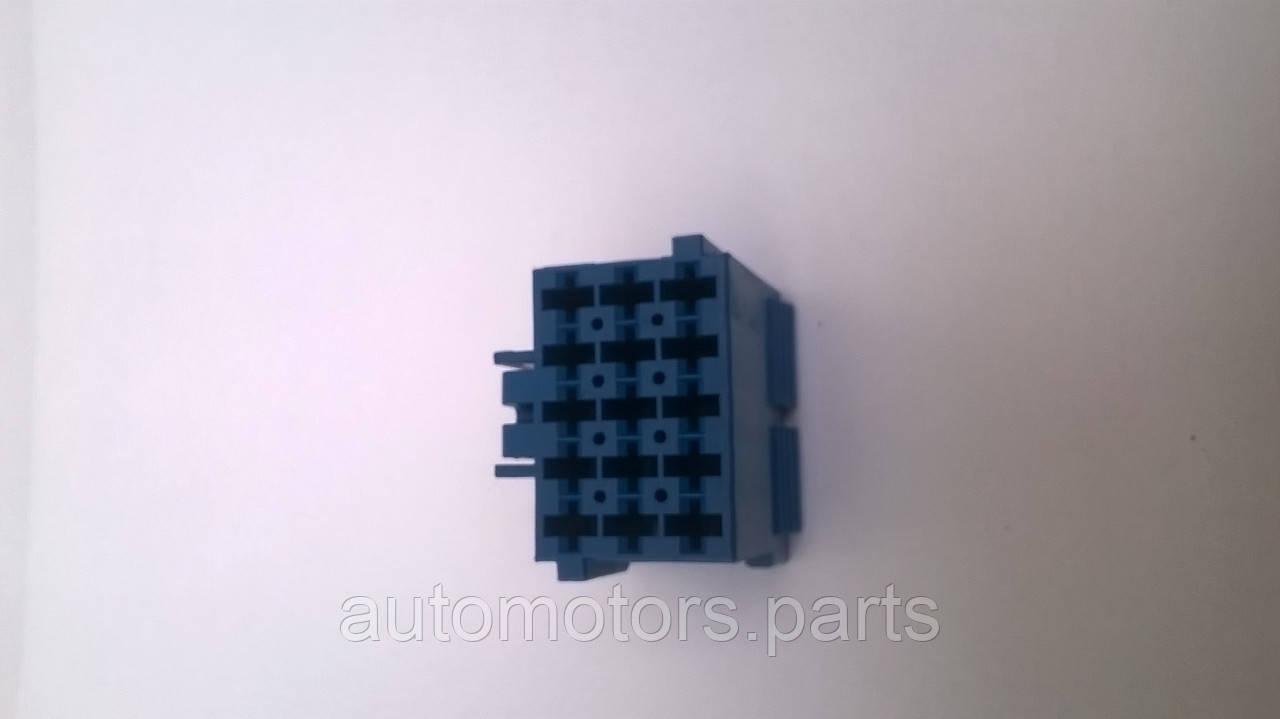 Штекерная колодка 1-0967623-4 Knorr-Bremse