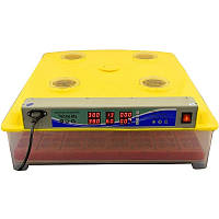 Инкубатор DZE-63 с автоматическим переворотом яиц