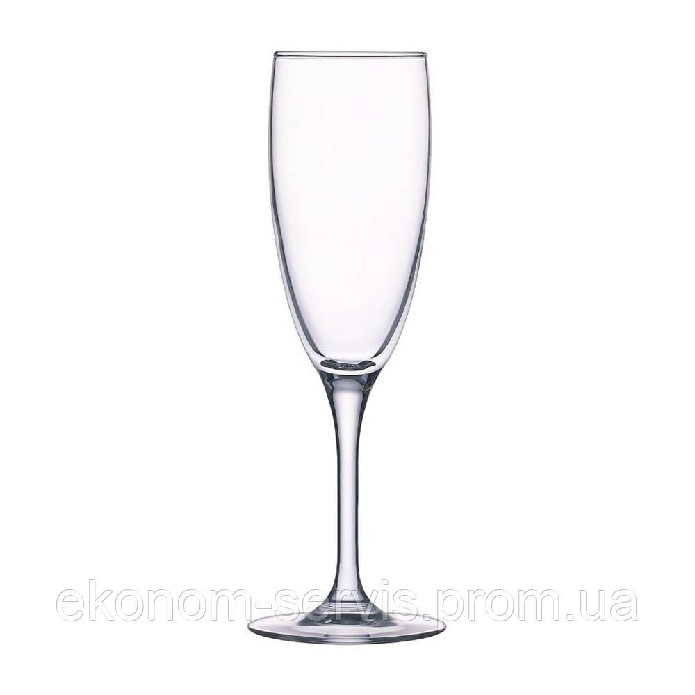 Набор бокалов для шампанского Эдем 6 шт. 170 мл