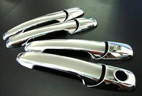 Хром накладки на ручки и под ручки