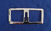 Задняя центральная рамка кондиционера mercedes w210, фото 1