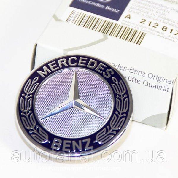 Оригинальная эмблема на капот Mercedes-Benz (A2078170316)