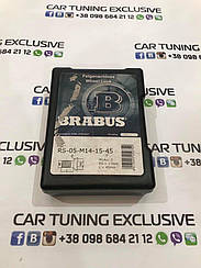BRABUS wheel lock for Mercedes S-class coupe / cabriolet C217