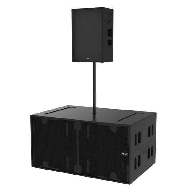 Активная акустическая система - сабвуфер AudioFocus MTSUB218A