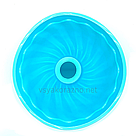 Силиконовая форма для выпечки (Пудинг, большой) голубой, фото 2