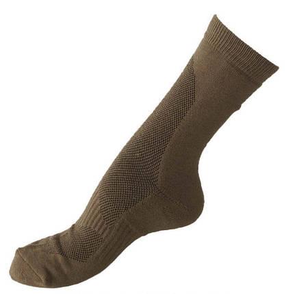 Носки трекинговые MIL-TEC Coolmax олива, фото 2