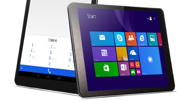 Планшет Cube i6 Air 3G Windows 8.1+Android