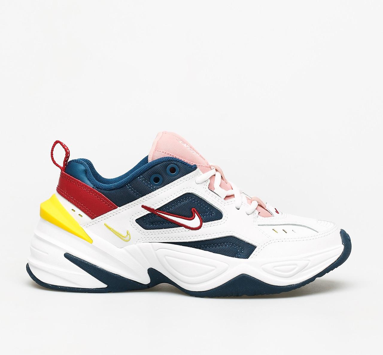 "Кроссовки Nike M2K Tekno ""Белые"""
