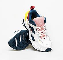 "Кроссовки Nike M2K Tekno ""Белые"", фото 3"