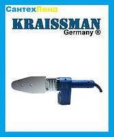 Паяльник для пластиковых труб KRAISSMANN 1500-EMS-6 (с электронным дисплеем)