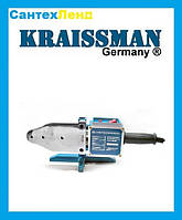 Паяльник для пластиковых труб KRAISSMANN 2400-KMS-6