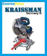 Пила торцовочная KRAISSMANN 2100-GSI-255
