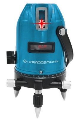 Линейный лазерный нивелир KRAISSMANN 5 LL 30R