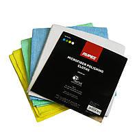 Набір серветок із мікрофібру RUPES 9.BF9010 (40 × 40 см, 4 шт.)