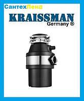 Измельчитель пищевых отходов KRAISSMANN 740-LAS-1000