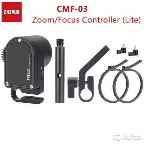 Zhiyun-Tech TransMount Servo Focus Controller для Crane 3-Lab и WEEBILL LAB (Lite) (GMB-CMF-03)(CMF-03)