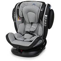 Детское автокресло, кресло в автомобиль для ребенка ME 1045 EVOLUTION 360 Royal Gray 11/93.3