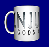 Кружка / чашка Injustice, фото 4