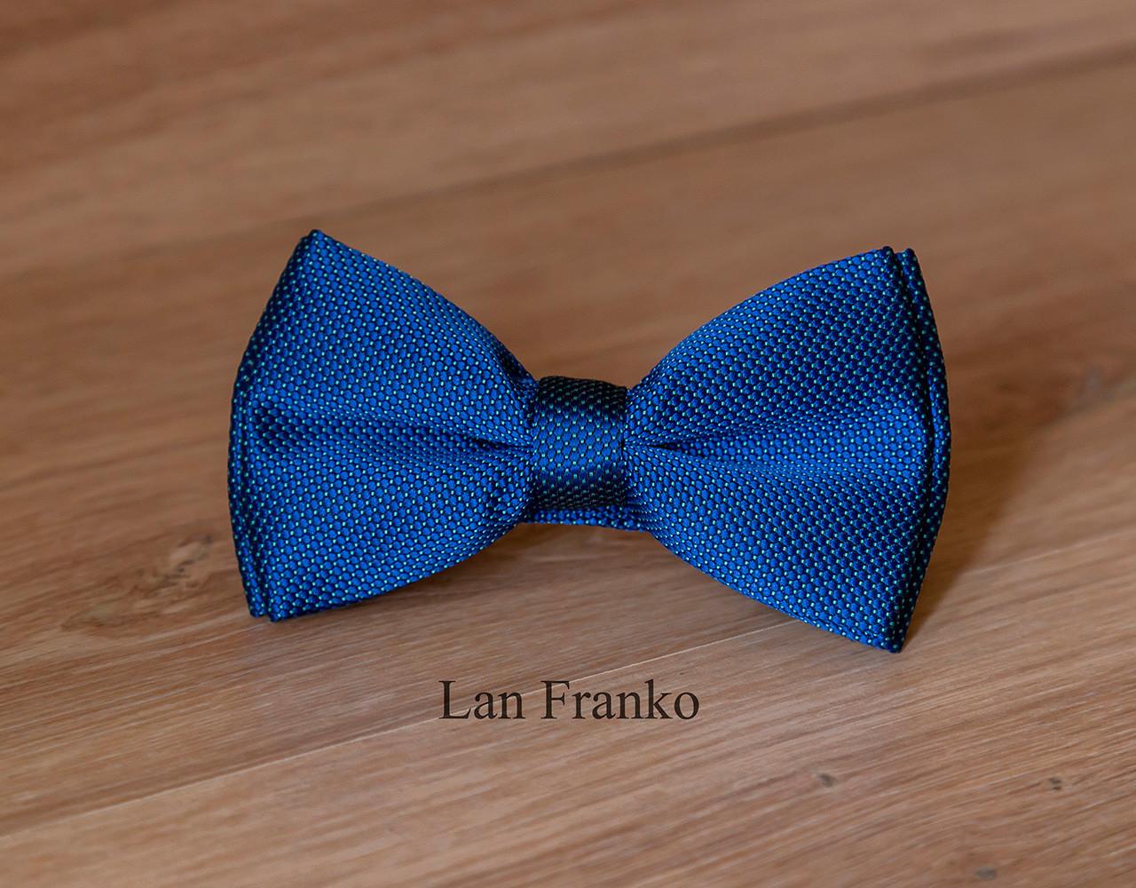 Чоловіча краватка-метелик з візерунком   LAN FRANKO