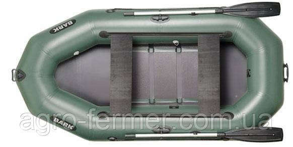 Тримісна гребний надувна лодка Bark-280ND