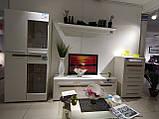 Шафа їдальня вітальня Б'янко Світ меблів, фото 2
