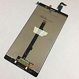 Оригинальный дисплей (модуль) + тачскрин (сенсор) Lenovo Phab 2 PB2-650 PB2-650M PB2-650N PB2-650Y (черный), фото 2