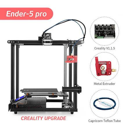 3D принтер Creality Ender 5 Pro (комплект для збірки), фото 2