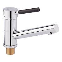 Однорычажный латунный смеситель для кухни цвет хром Q-tap InspaiCRM003M