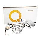 Душевая система с термостатическим смесителем цвет хром Q-tap Inspai-Therm CRM T300130, фото 5