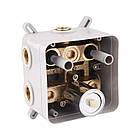 Душевая система скрытого монтажа Q-tap Inspai-Varius CRM V20250102, фото 6