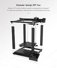 3D принтер Creality Ender 5 Pro (комплект для збірки), фото 3