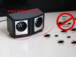 Dual Ultrasonic Pest Repeller ультразвуковой отпугиватель от мышей и других грызунов