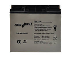 Аккумулятор Super Charge 20 Ач, 12 В