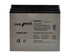 Акумулятор Super Charge 20 Ач, 12 В