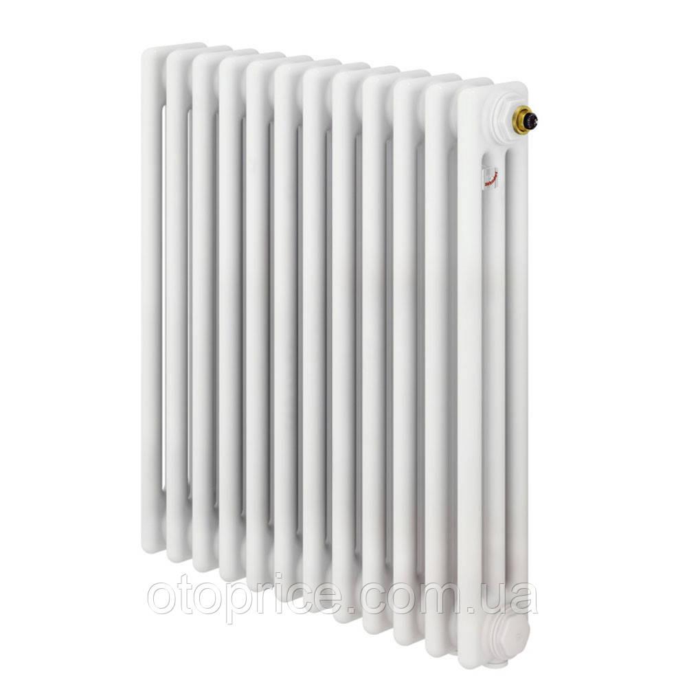 Zehnder Charleston горизонтальный радиатор центрального отопления 1196 x 600 x 100 БЕЛЫЙ, 16-18 кв.