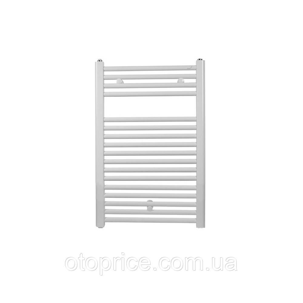Полотенцесушитель водяной Zehnder Virando для закрытых систем отопления 786 x 500 мм белый