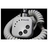 Полотенцесушитель электрический Zehnder Virando с  программируемым нагревателем HEС   786 x 500 мм белый, фото 3