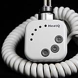 Полотенцесушитель электрический Zehnder Virando с программируемым нагревателем HEС   1226 x 600 мм, белый, фото 4