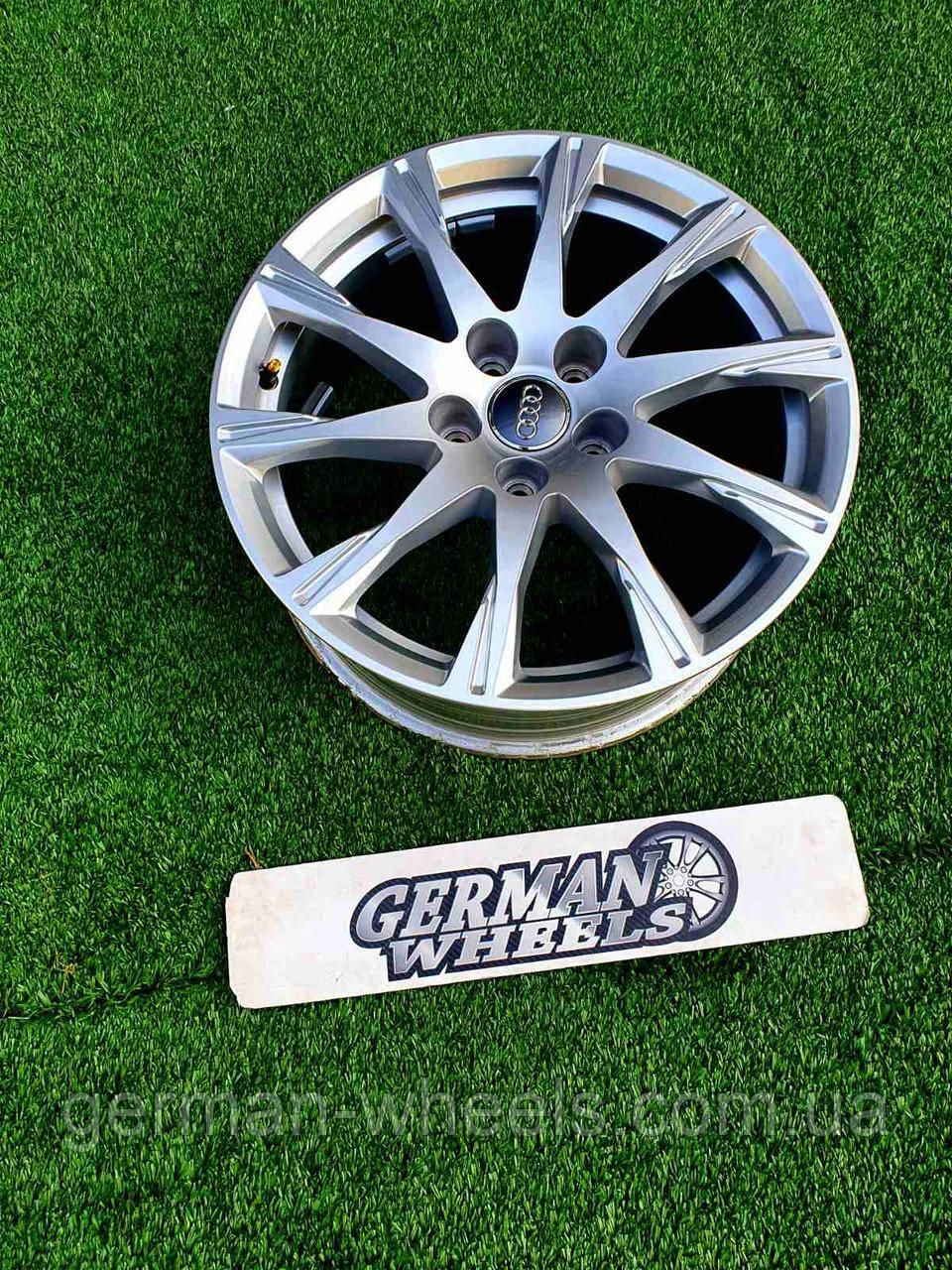 Оригинальные кованые диски R17 Audi A4 B9 W8