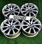 Оригинальные кованые диски R17 Audi A4 B9 W8, фото 4